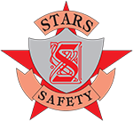 Stars Safety We Give Shield of Safety