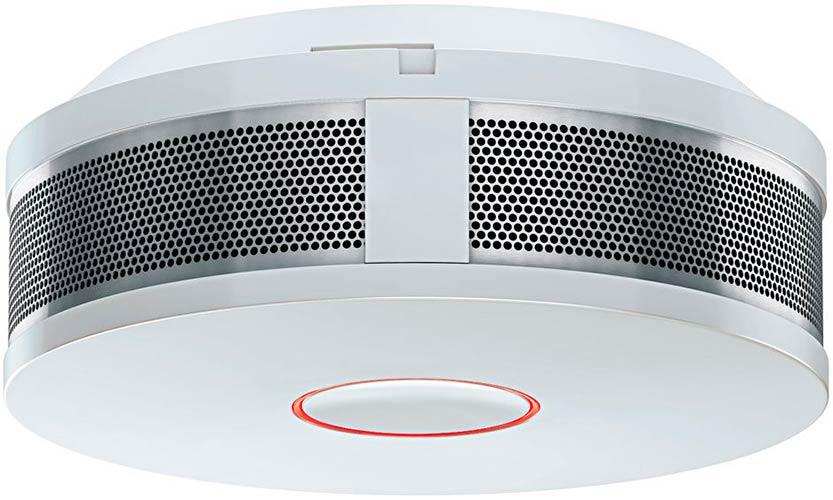 Smoke Detector Stars Safety