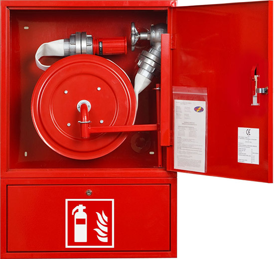 Fire Hose Cabinet – Stars Safety